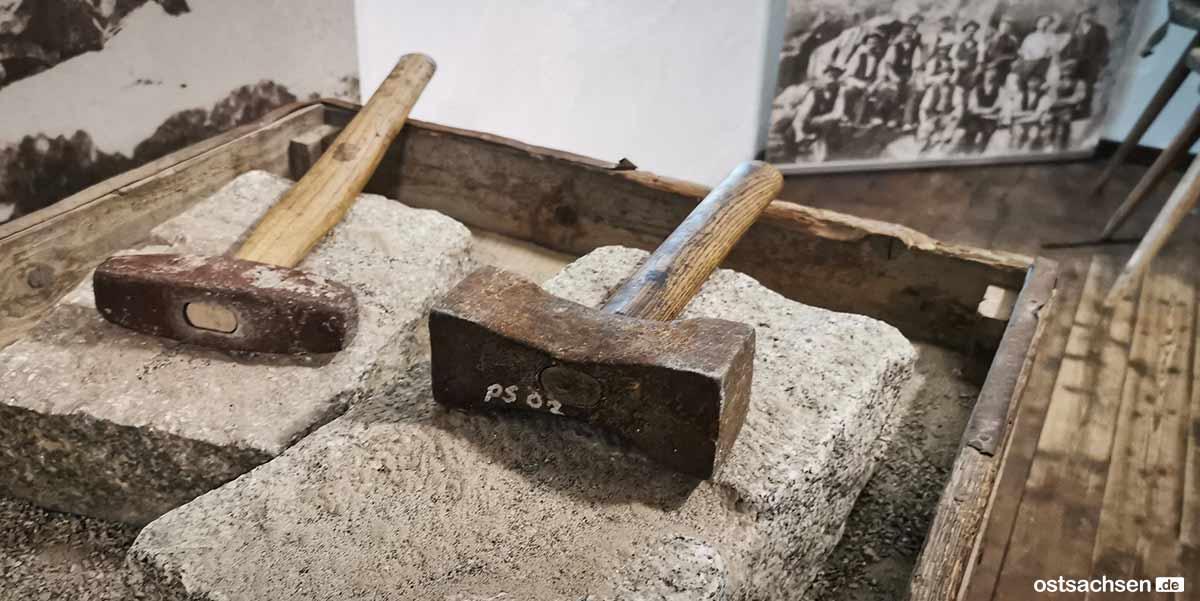 Granitabbaumuseum Hammer