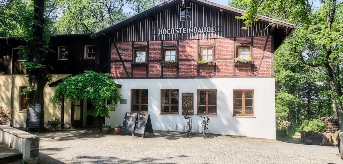 Hochsteinbaude Koenigshain