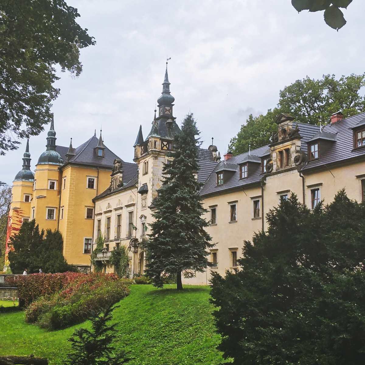 Hotel und Schloss Klitschdorf