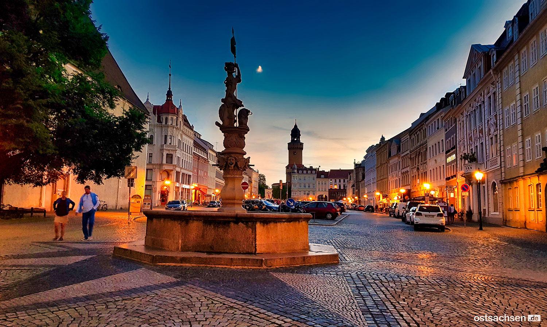 Obermarkt goerlitz