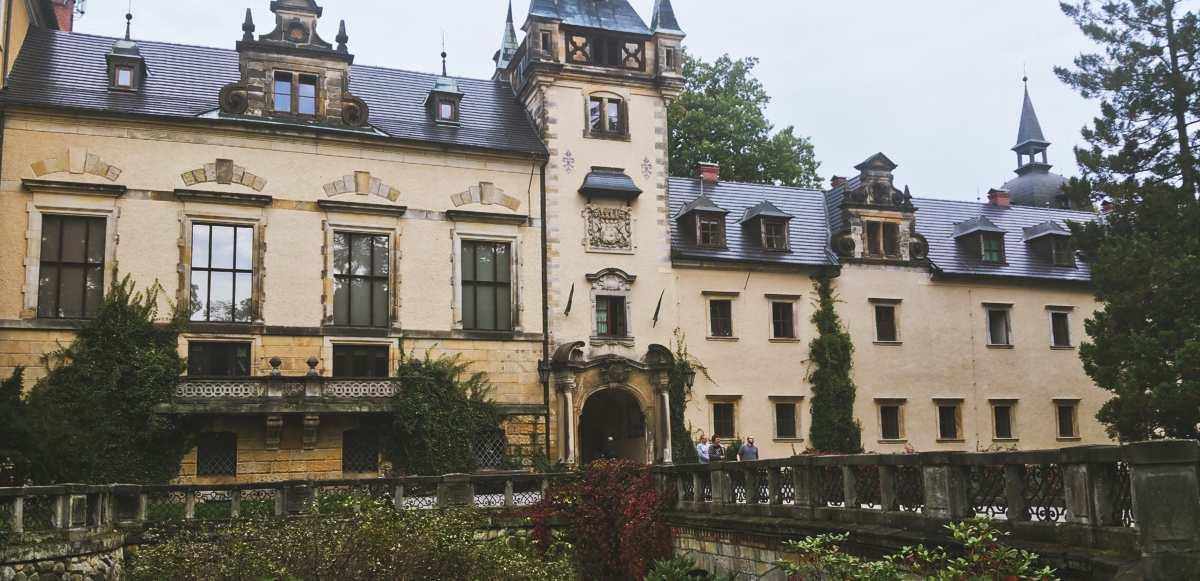 Schloss Zamek Kliczkow 02