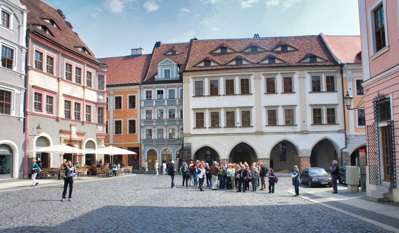 Görlitz Untermarkt Stadtführung