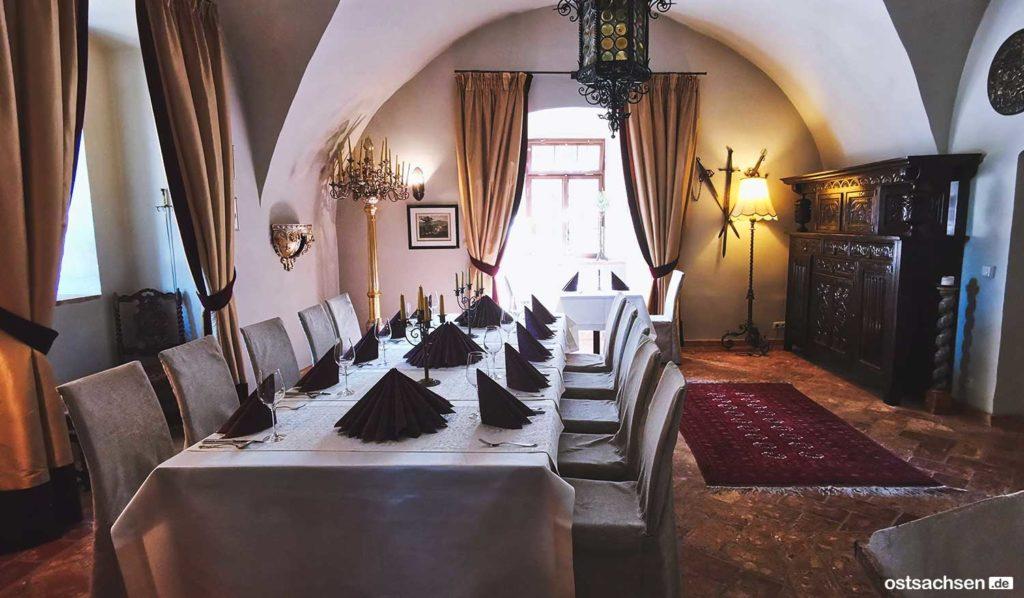 1 Zamek Karpniki Schloss Fischbach restaurant