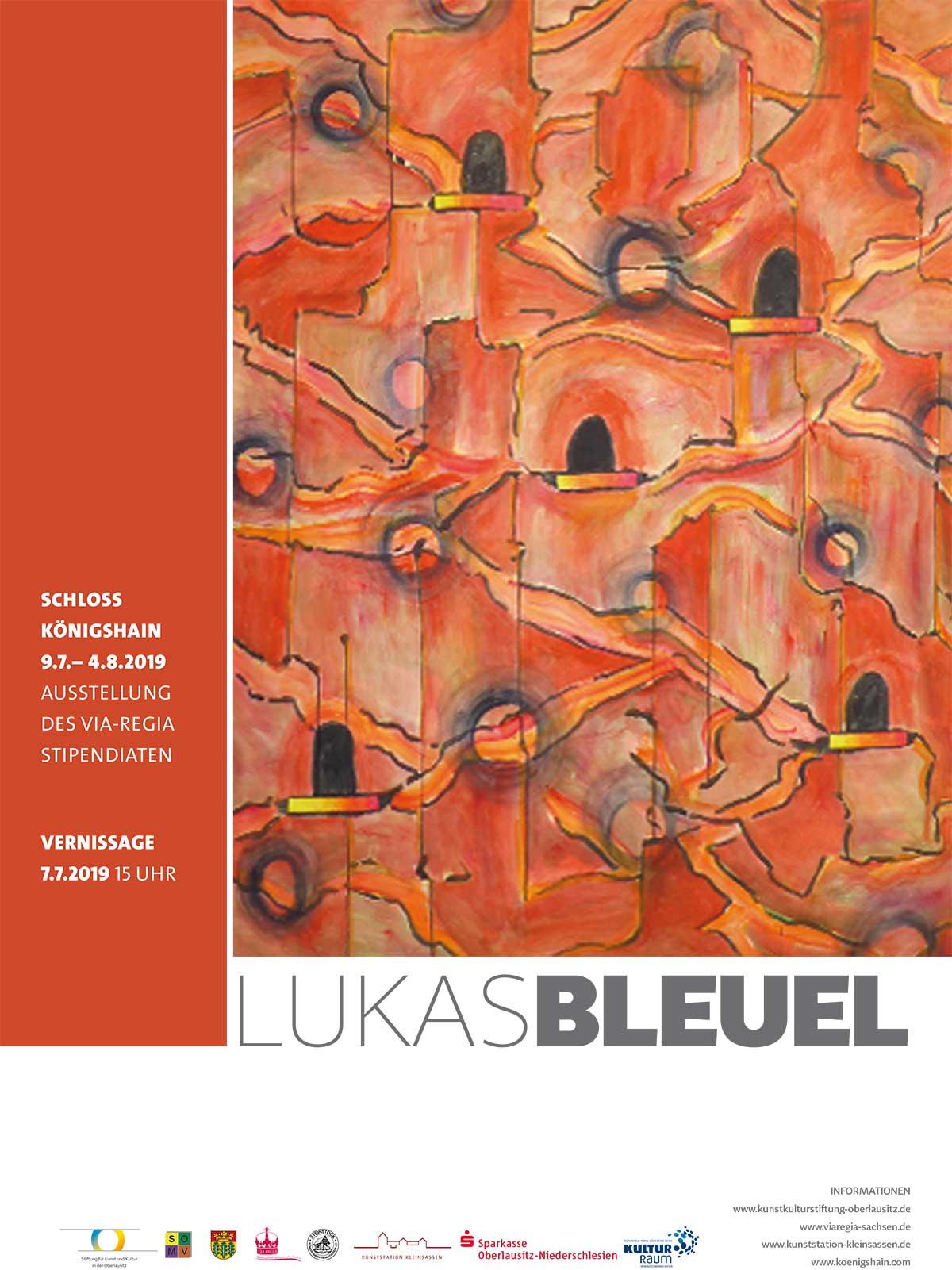 Lukas Bleuel Ausstellung