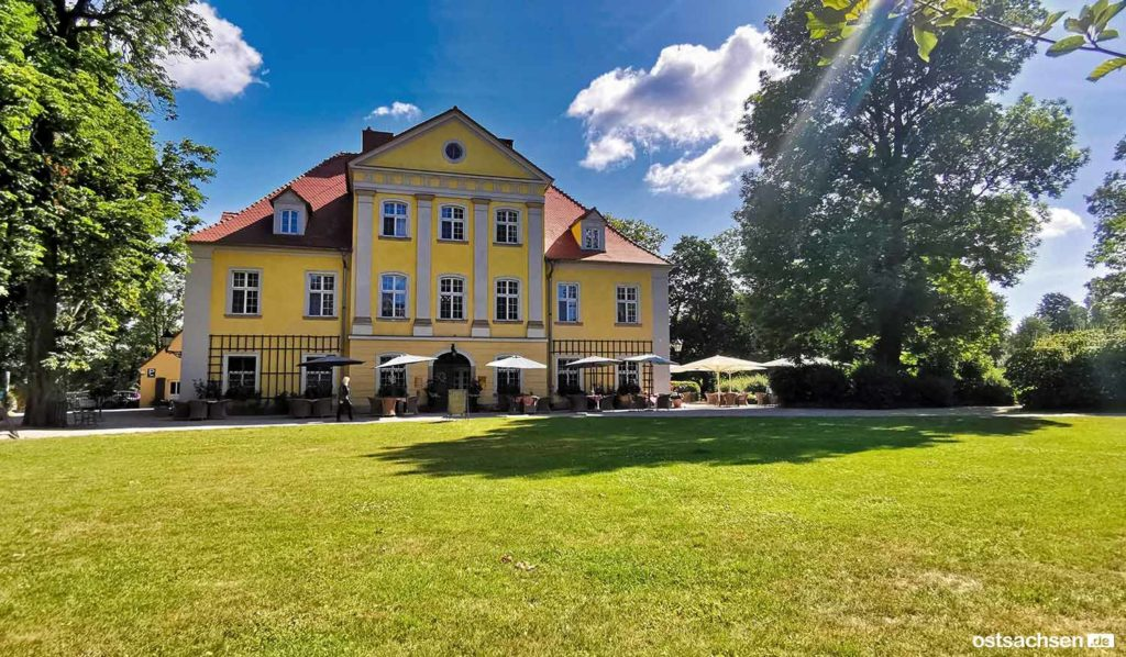 Schloss Lomnitz Hotel Palace