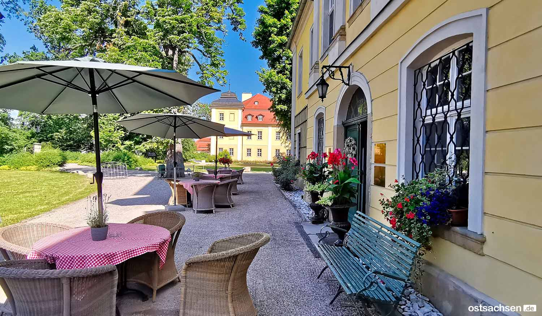 Schloss Lomnitz Hotel Restaurant Palace