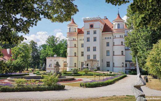 Schloss Schildau Wojanow