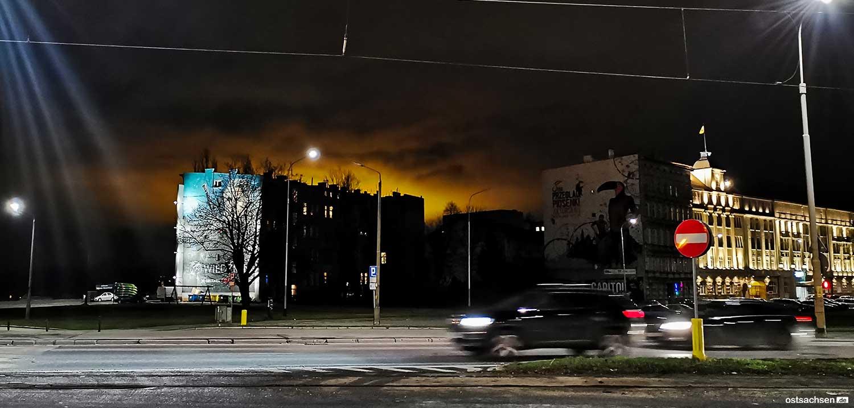 Breslau wroclaw bei nacht 002
