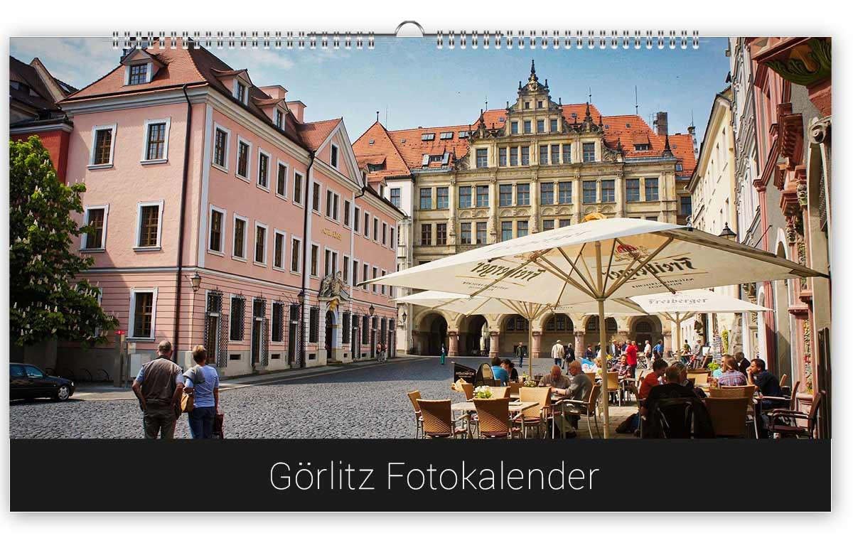 Foto Kalender Görlitz