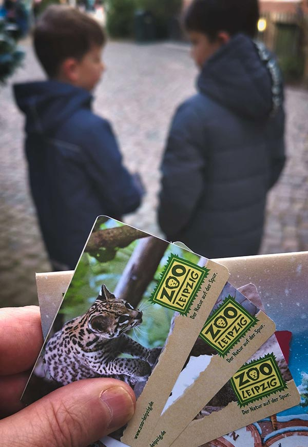 Zoo Leipzig Ausflug