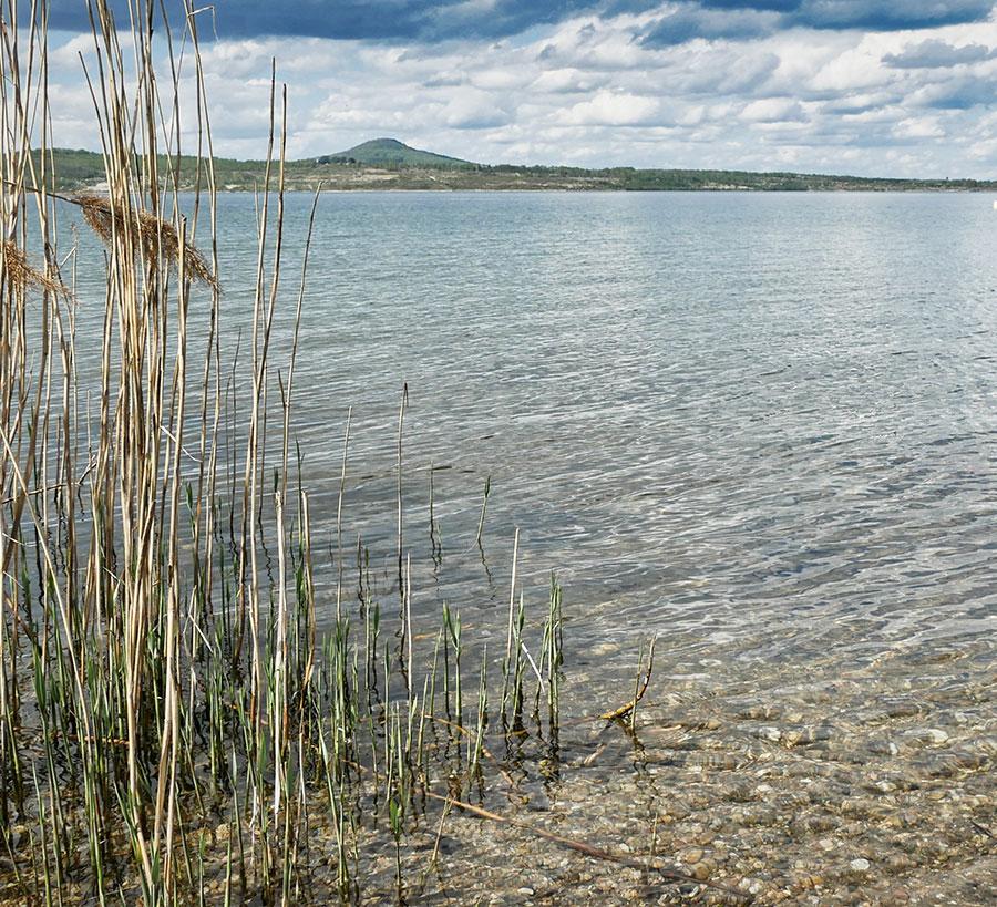 4 Ufer Berzdorfer See