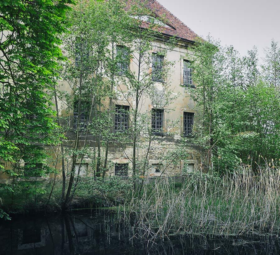 4 Wasserschloss Tauchritz Berzdorfer See