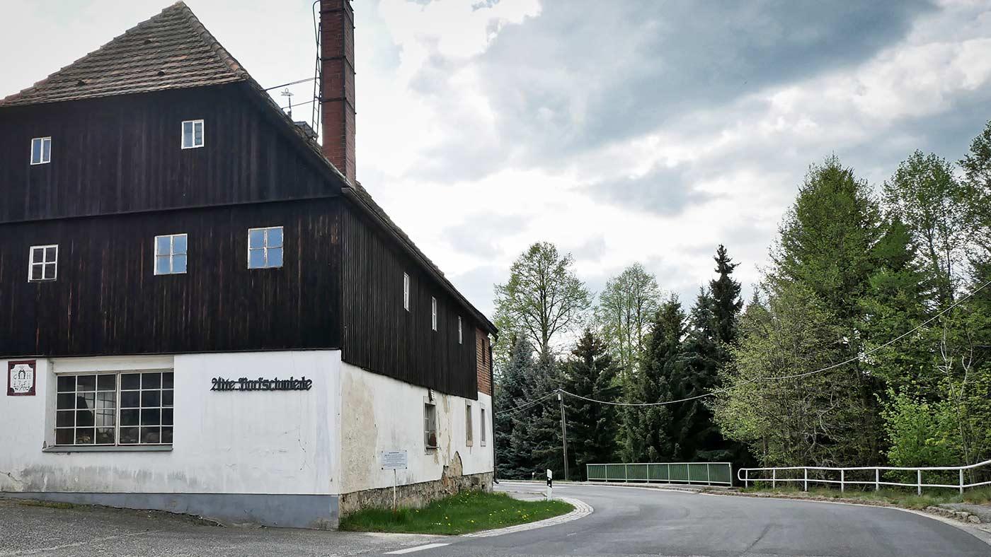 Alte Dorfschmiede Koenigshain