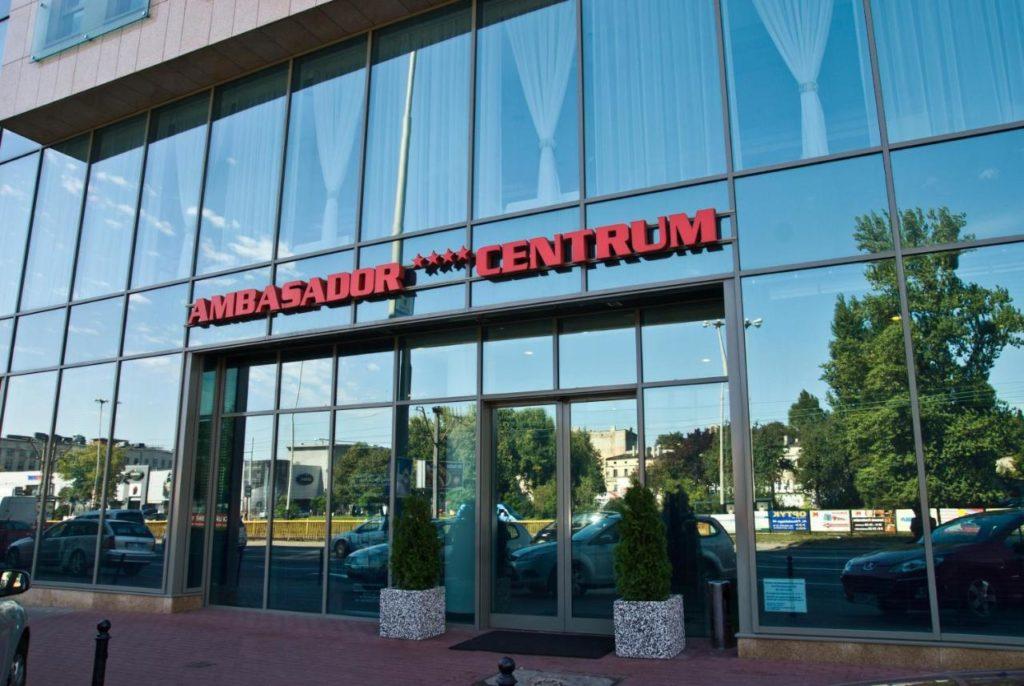 Ambasador Centrum Lodz