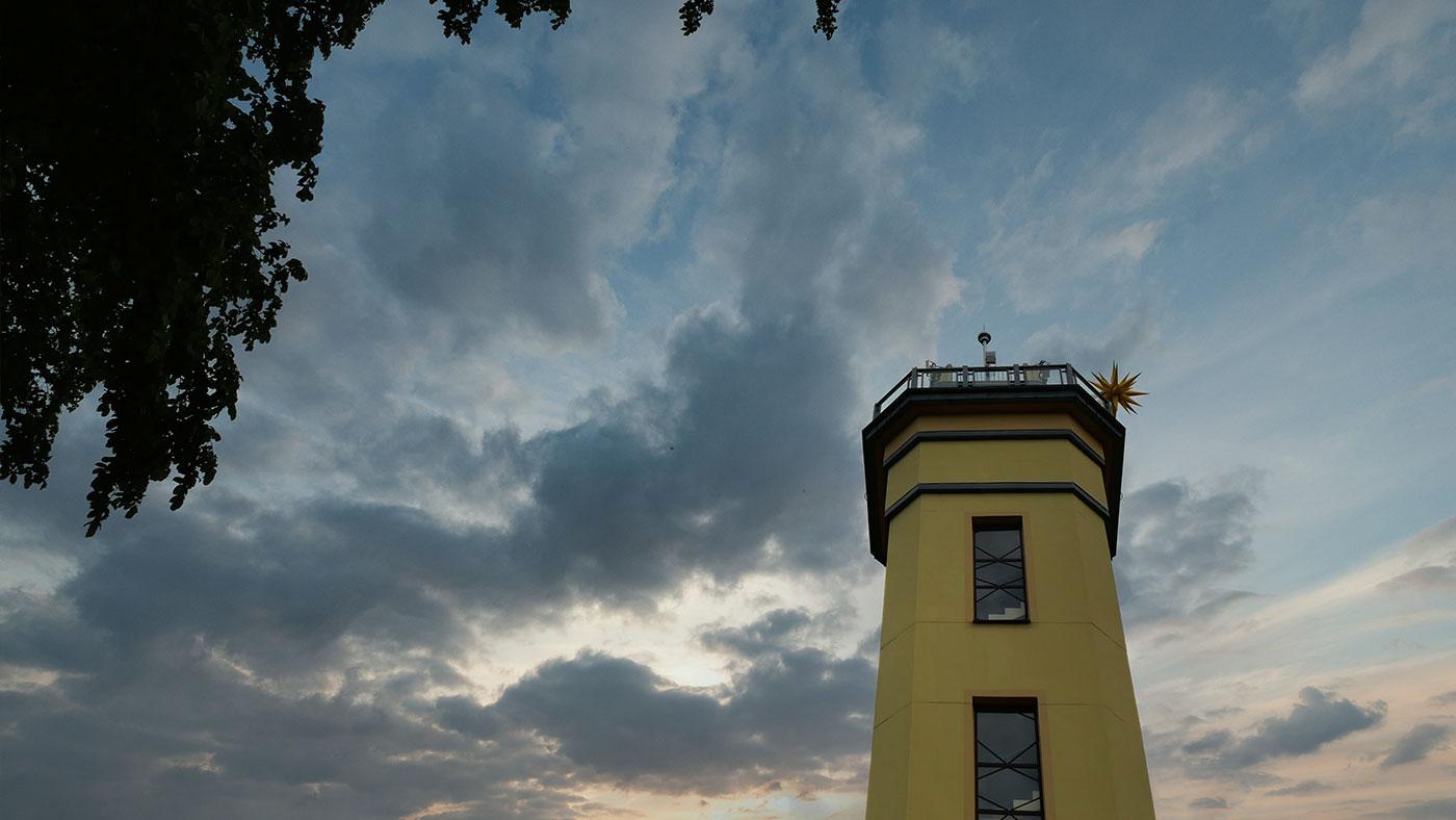 Aussichtsturm Monumentberg Groß Radisch