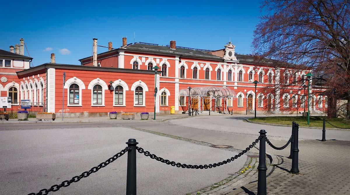 Bahnhof Loebau