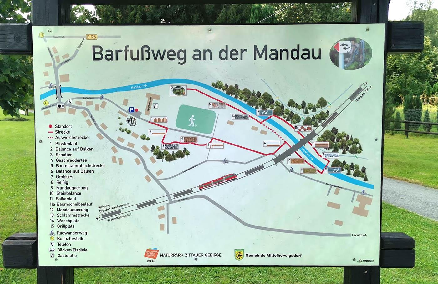 Barfussweg Mittelherwigsdorf 0005 Ebene 2