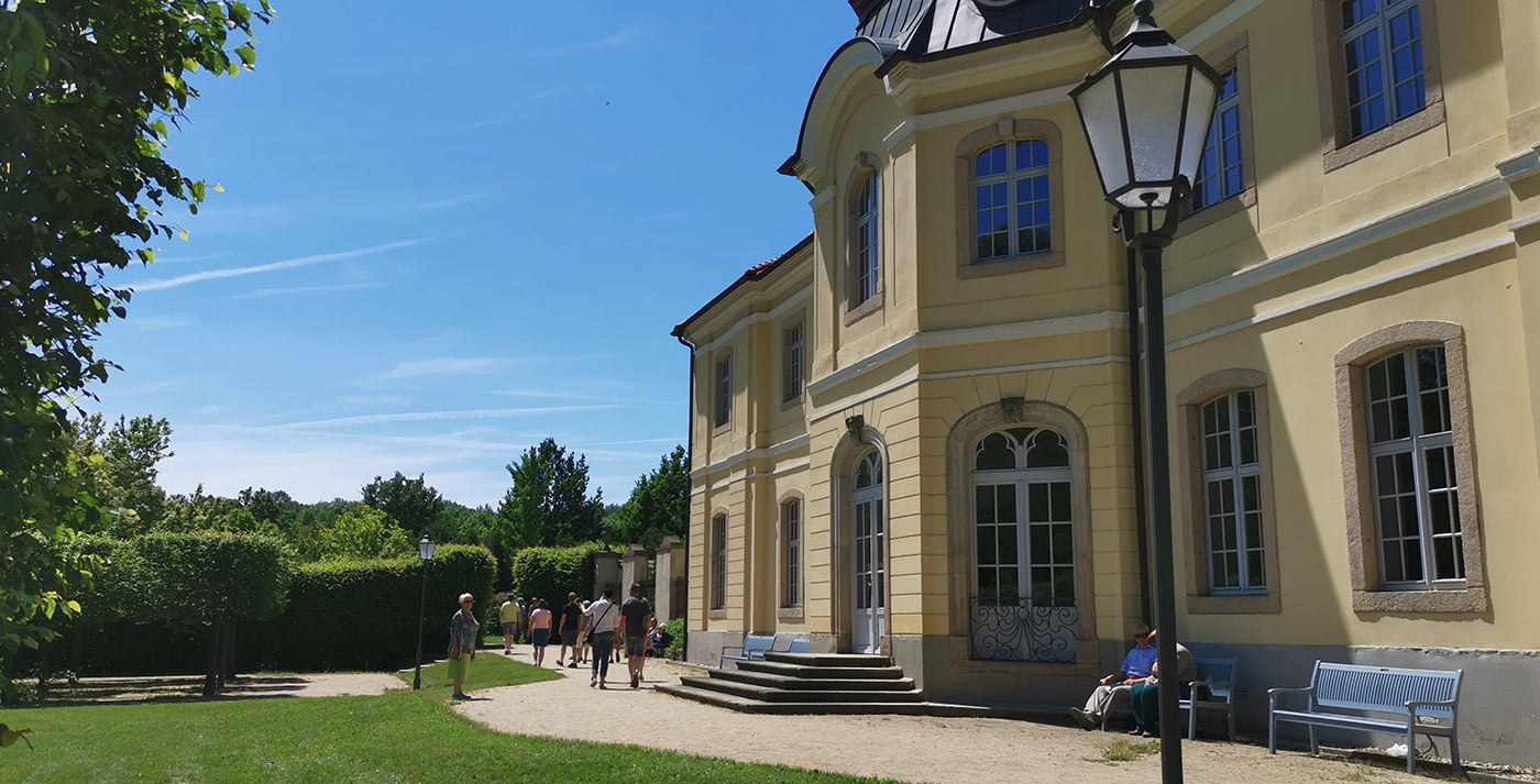 Barockschloss Koenigshain