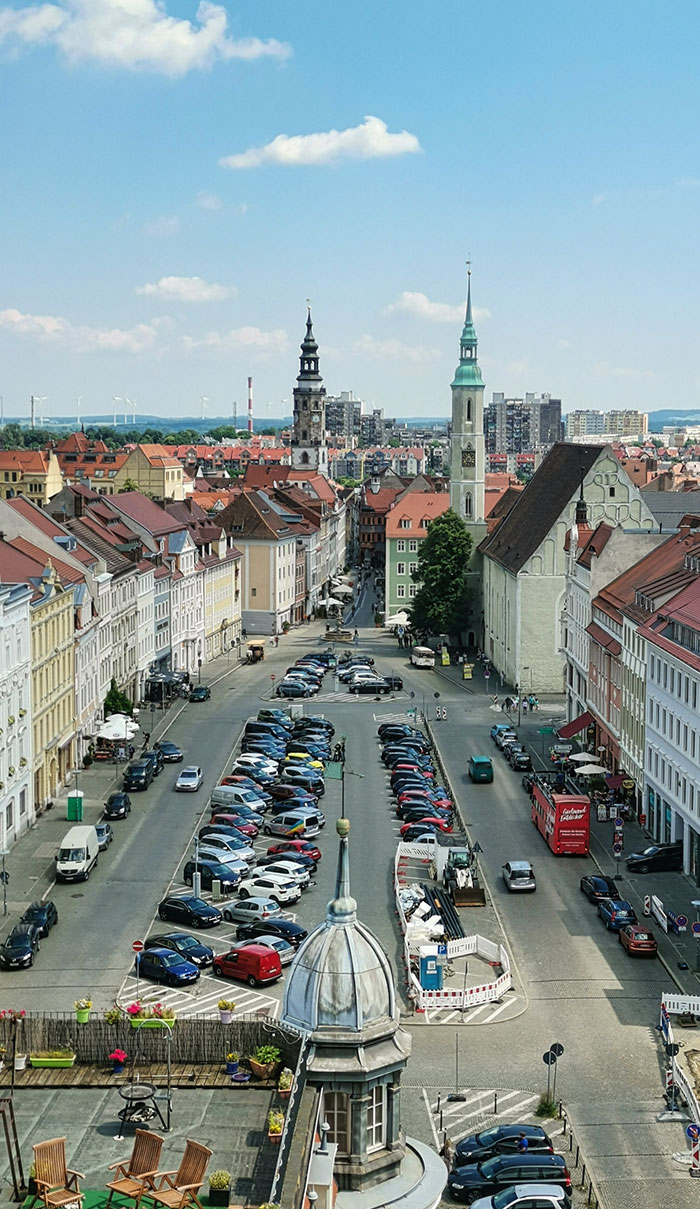 Reichenbacher Turm Blick