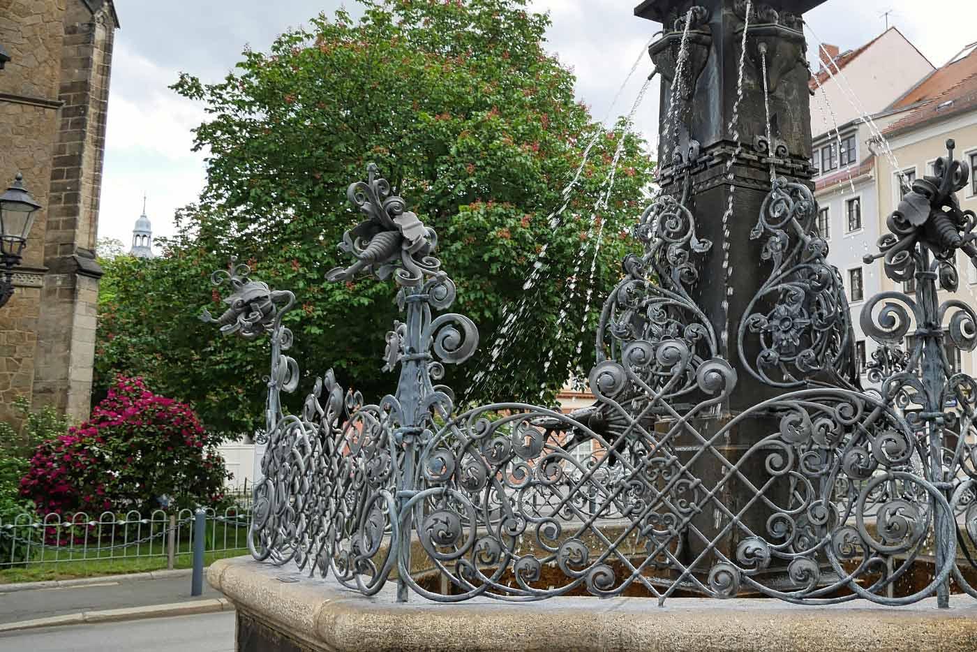 Brunnen Klosterplatz