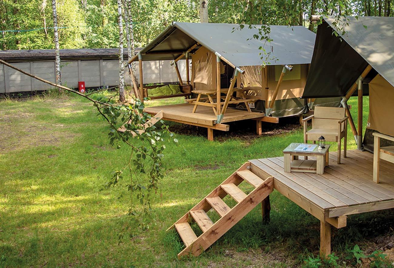 Campingplatz in Görlitz