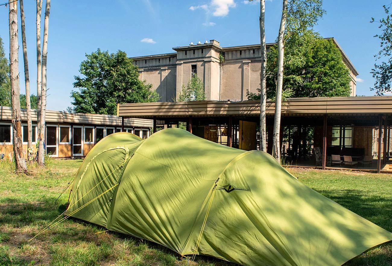 Camping goerlitz kuehlhaus zeltstadt