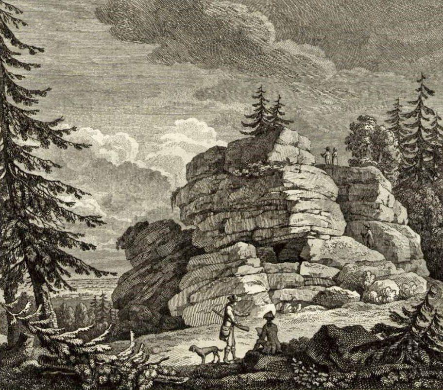 Der Todten Stein