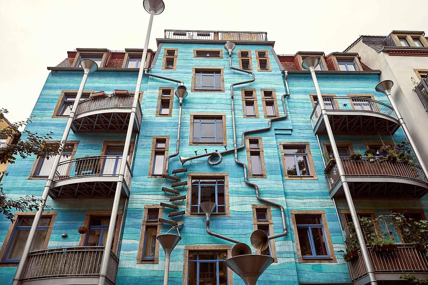 Dresden Neustadt erleben
