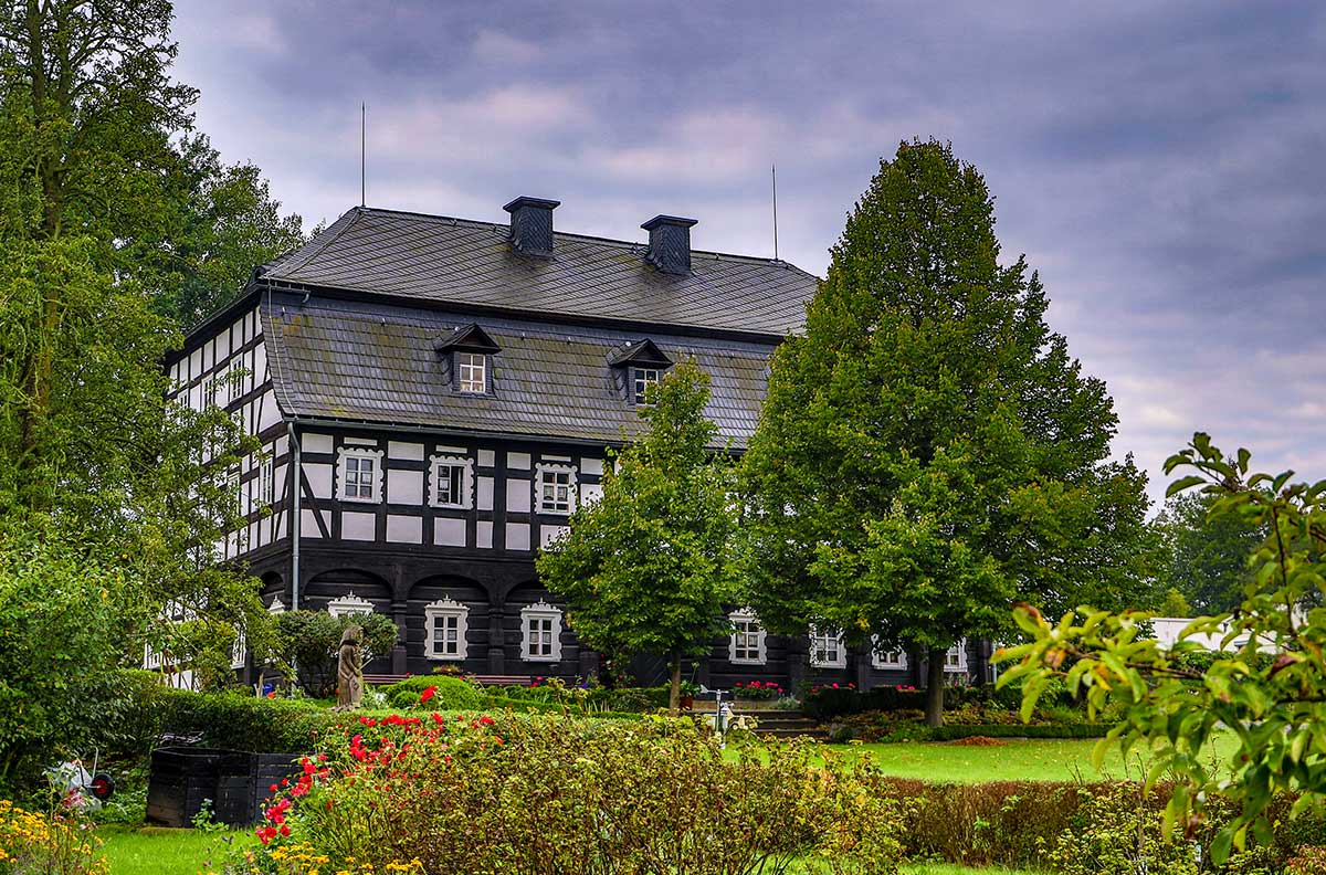 Ebersbach Alte Mangel