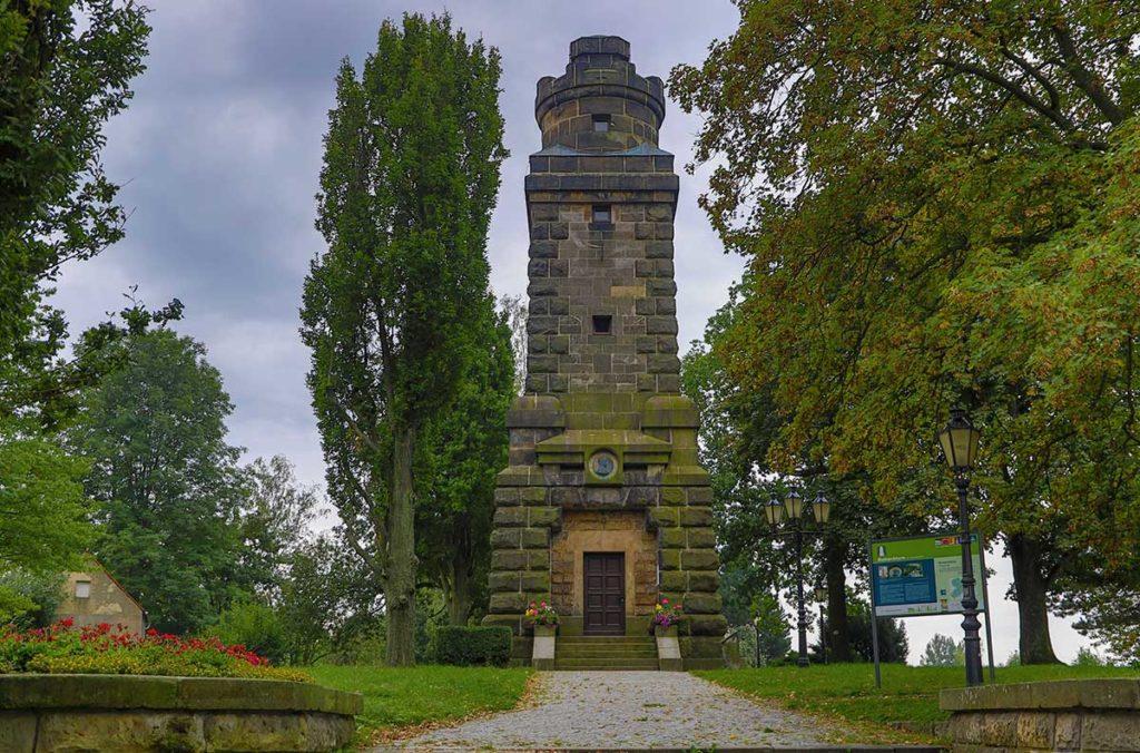 Bismarkturm Ebersbach