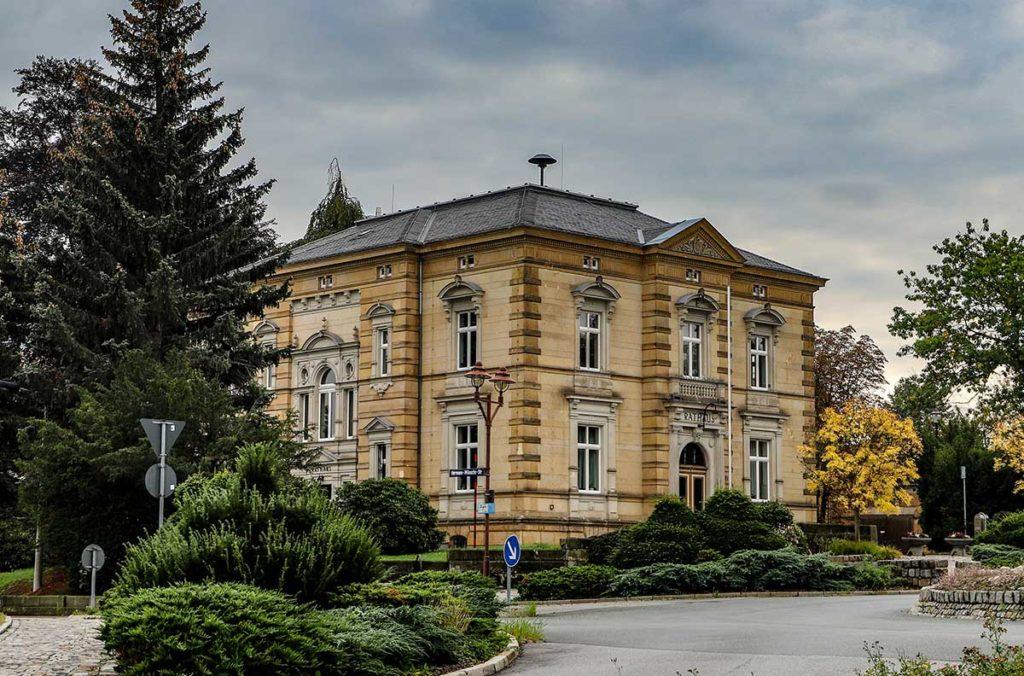 Ebersbach Rathaus