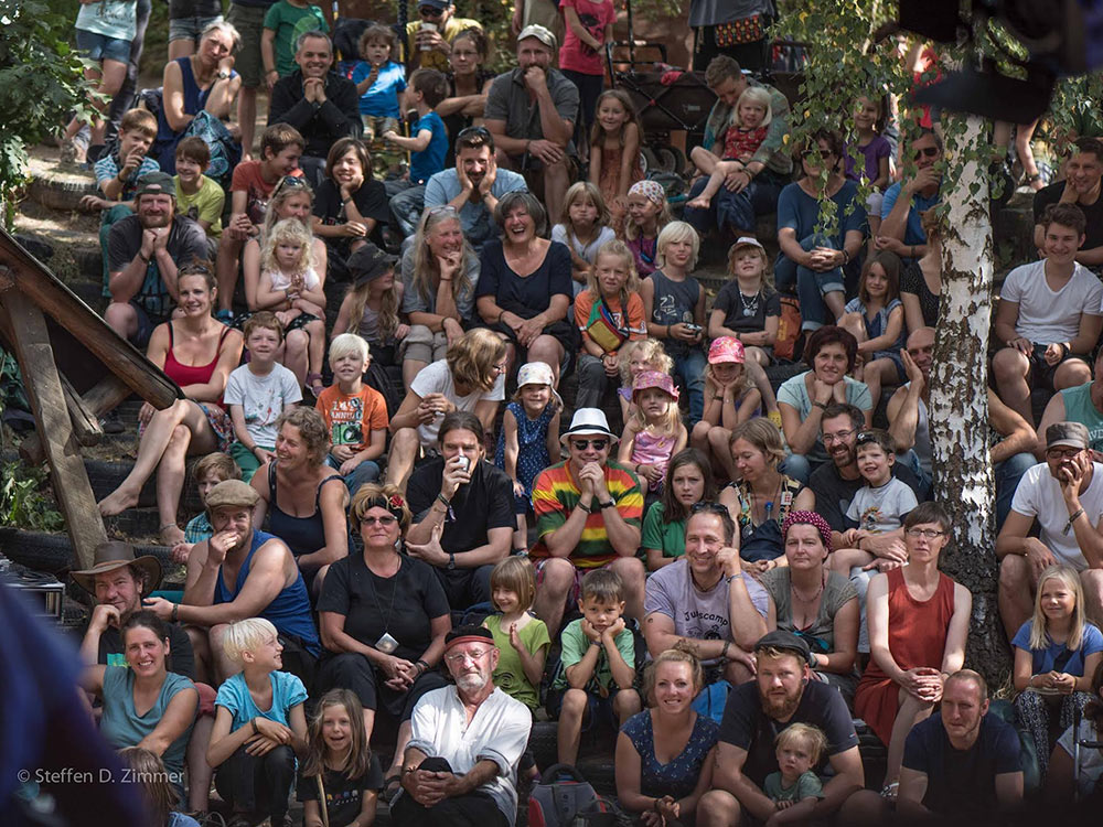 Folklorum Festival Turisede