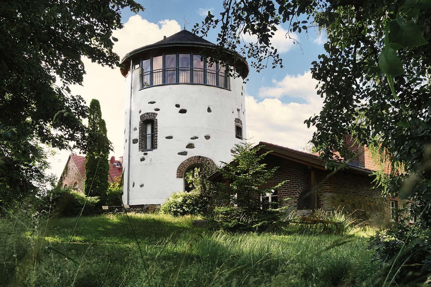 Urlaub im Windmühlenturm, Königshain Windmühlenhof