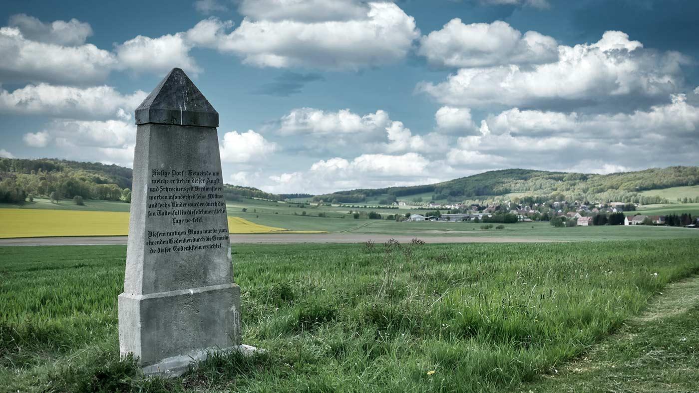 Gedenkstein Koenigshain