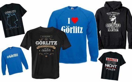 Görlitz T-Shirts und Pullover