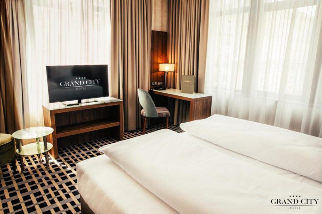 Hotel Grand City Wrocław