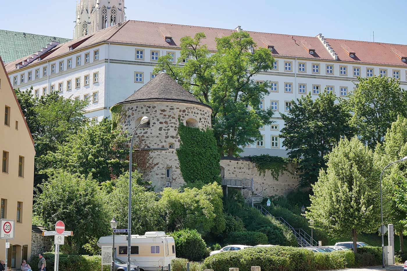 Hotherturm (Hotherbastei) Görlitz