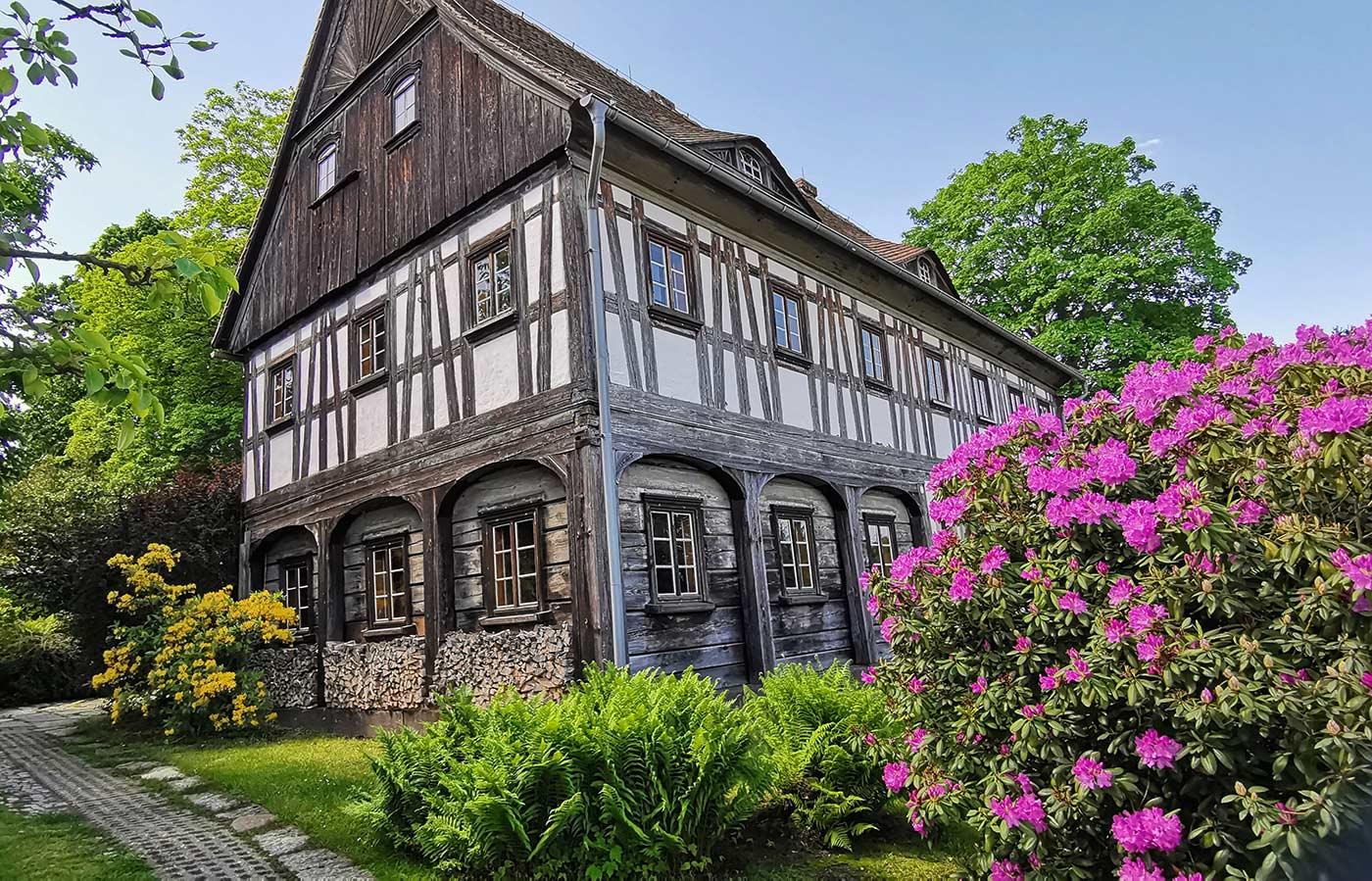 Jonsdorf Umgebindehaus