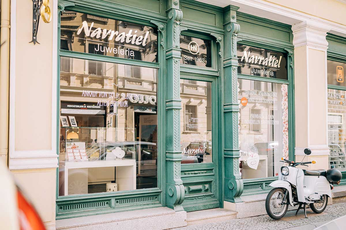 Juweleria Navratil goerlitz