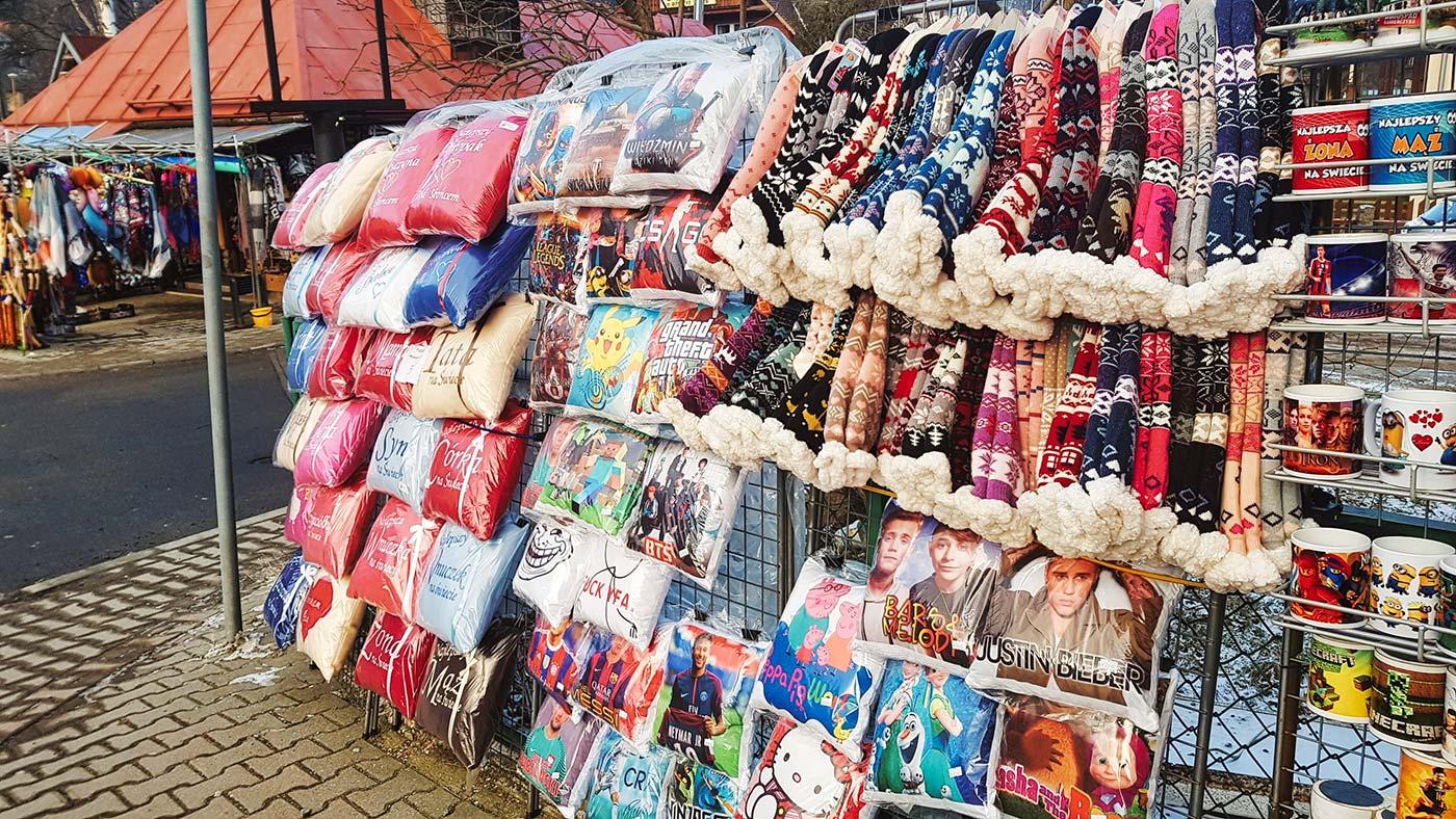 Karpacz markt