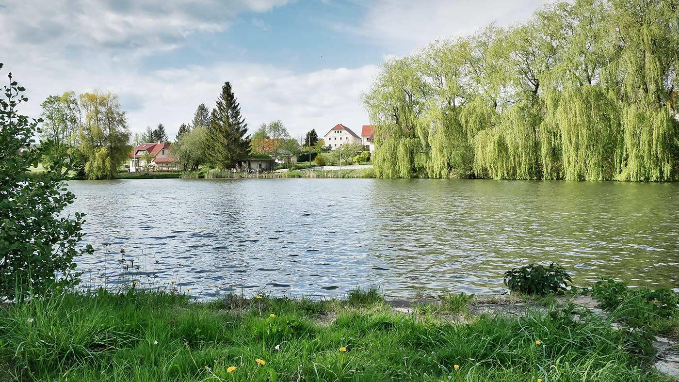 Koenigshain Dorfteich