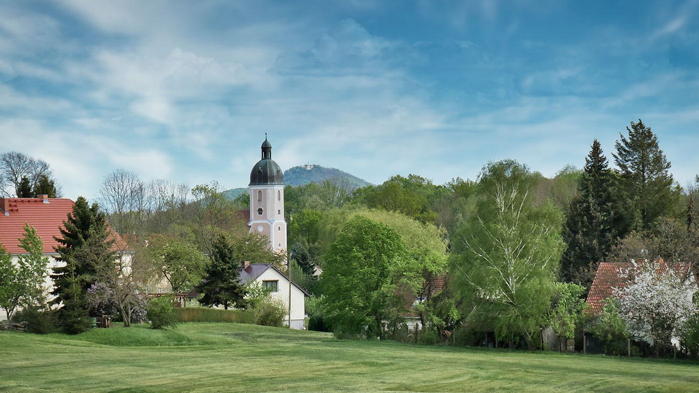 Koenigshain Kirche 3