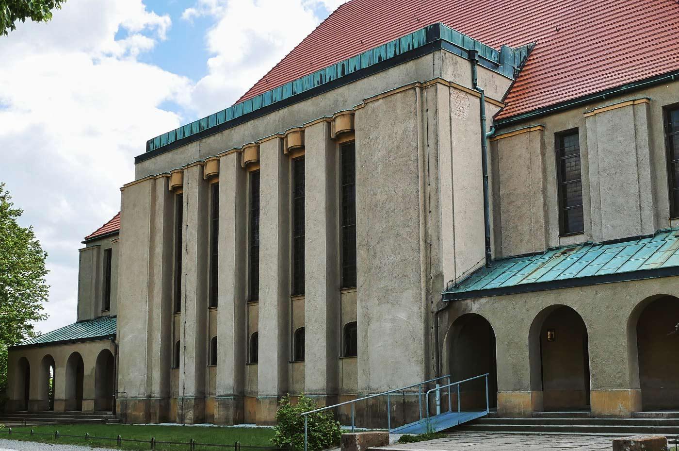 Kreuzkirche Kirchschiff