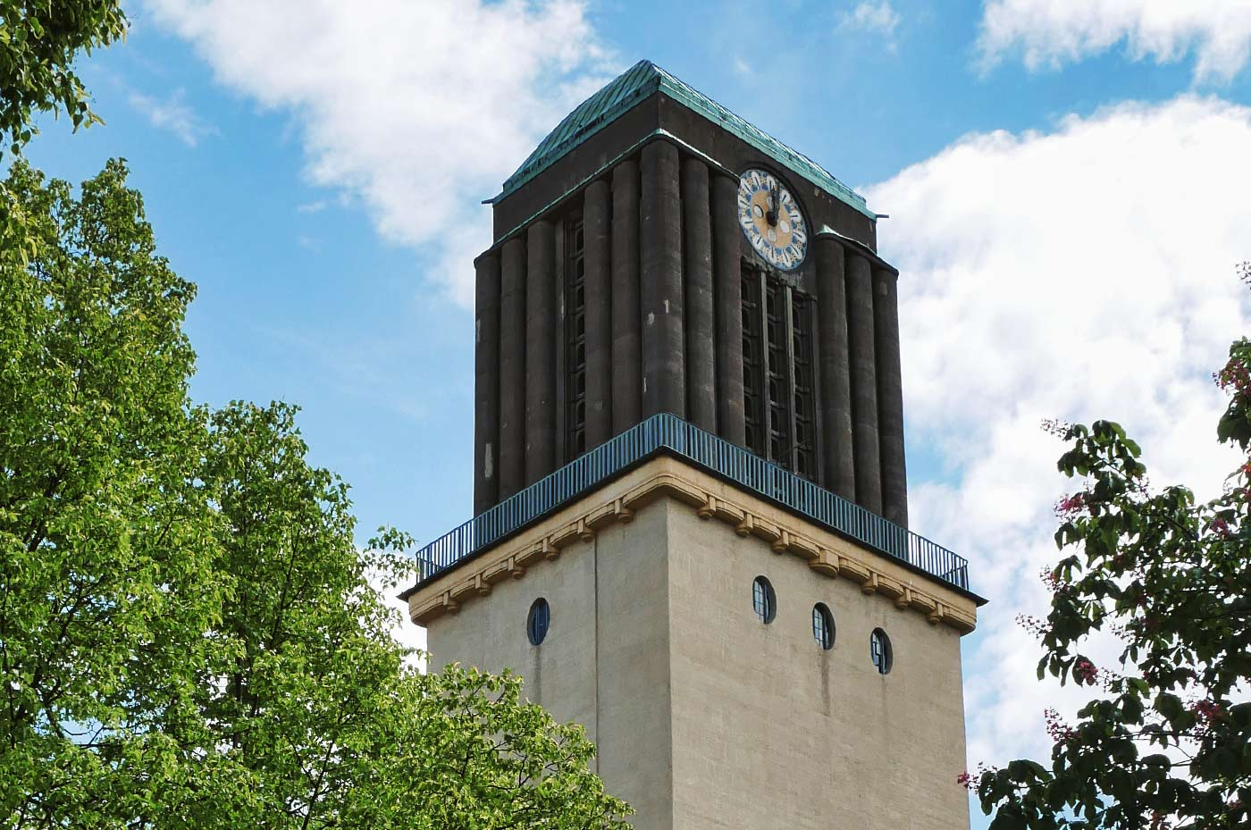 Kreuzkirche Turm Goerlitz