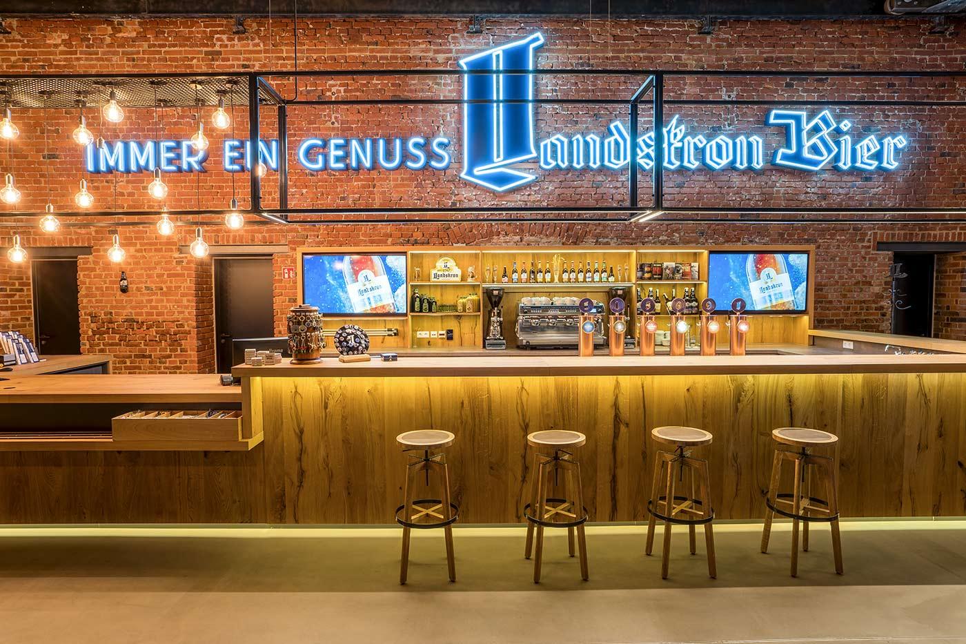 Landskron Brauerei Innen Leda