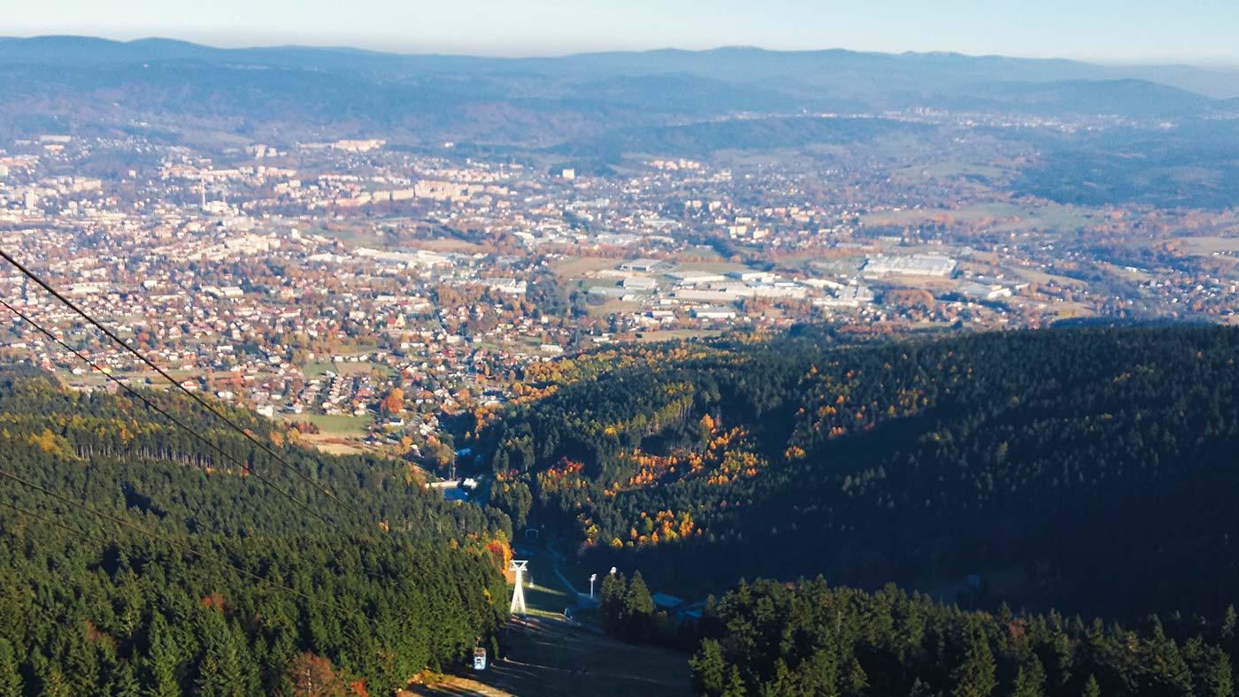 Liberec stadt