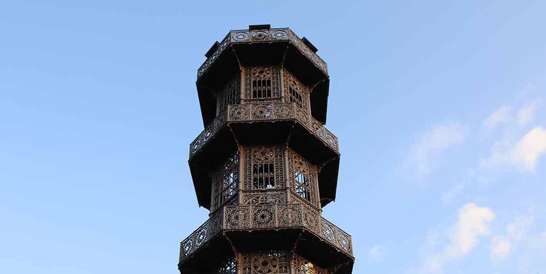 Loebauer Berg Turm