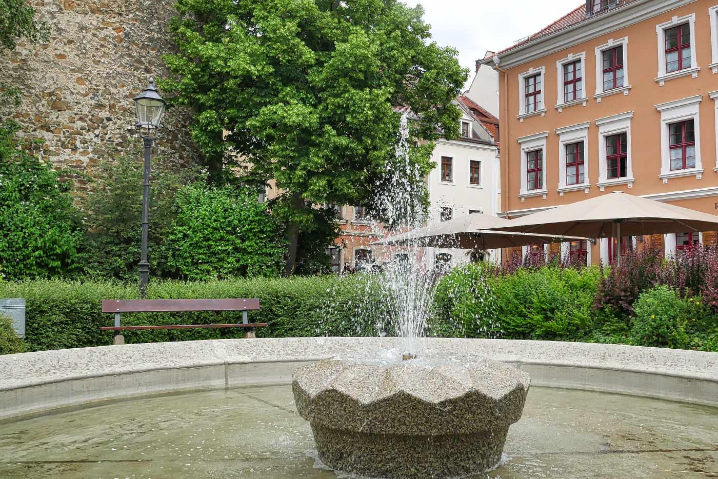 Nikolaibrunnen Goerlitz