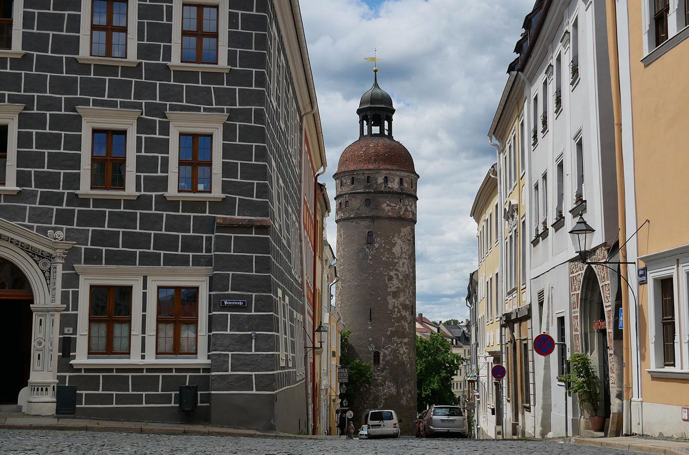 Nikolaiturm in Görlitz