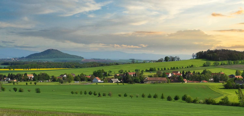 Oberlausitz Goerlitz landschaft